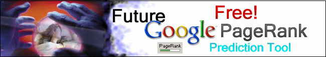 Google PageRank Prediction Tool