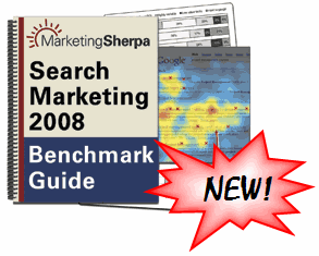 Marketing Sherpa's - Search Marketing Benchmark Guide 2008