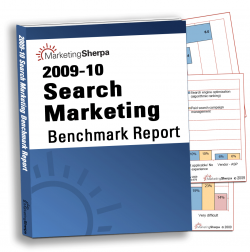 MarketingSherpa's - Search Marketing Benchmark Guide 2009-10