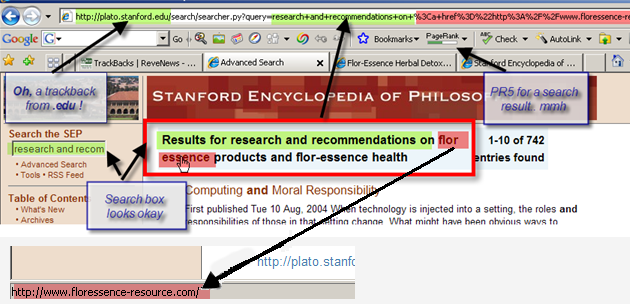 stanfordspam Smart Spam via .EDU Link, Greed and Stanford Site Exploit